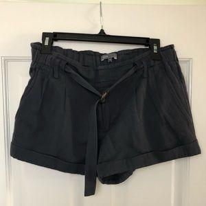 Vince dark blue shorts